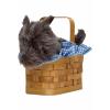 Black Dog Handbag Basket