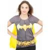 Batman Cape Suit Up Costume T-Shirt for Women