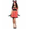 Retro Miss Mouse Costume