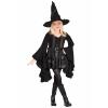 Girls Black Witch Costume