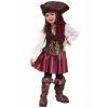 Caribbean Toddler Pirate Girl Costume