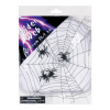 Spider Web with Spiders - Spider Halloween Decorations