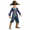 Captain Barbossa Deluxe Costume for Boys