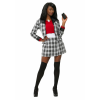 Clueless Dee Plus Size Costume for Women
