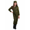 Army Flightsuit Costume for Girls