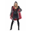 Valorous Knight Costume for Women