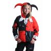 DC Comics Harley Quinn Puffer Coat for Girls