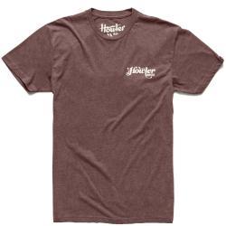 Howler Bros Howler Fin Tee Shirt Men's (Espresso)