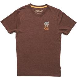 Howler Bros Azteca Tee Shirt Men's (Espresso)