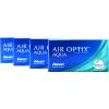 CIBA Vision Air Optix Aqua 4-Box Monthly Contacts