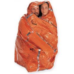 Adventure Medical Kits 0701 Heatsheet Survival Bright Orange Stripe Blanket