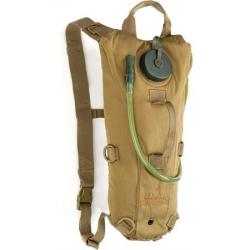Red Rock 80426COY Rapid Hydration Pack Coyote with Polyester Construction