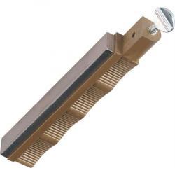 Lansky 7 Fine Diamond Sharpening Hone with Slip Resistant Finger Grooves