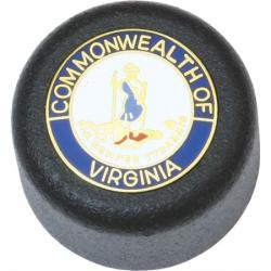 ASP Tools 54186 Virginia State Seal Baton Cap