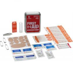 Adventure Medical Kits 0203 First Aid Tin Medical Survival First Aid Kit
