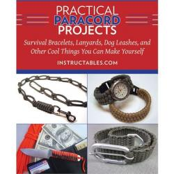 Books 298 Practical Paracord Projects
