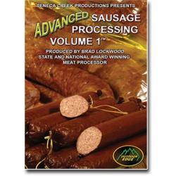Outdoor Edge SP101 Advanced Sausage Processing Volume 1 DVD