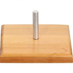 KME KFB Knife Sharpening System Wooden base with silicone feet