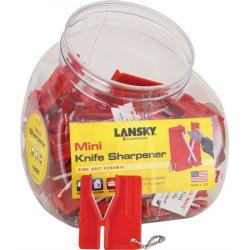 Lansky 08500 Mini Crock Stick Set with Red Composition Case