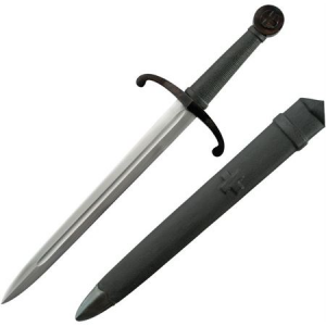 Legacy Arms 613 Brookhart Hospitaller Dagger Fixed Blade Knife