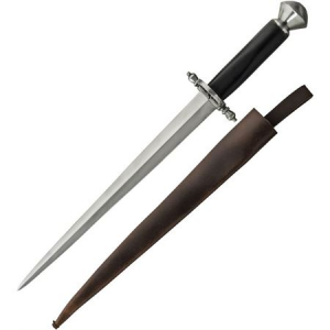 Get Dressed For Battle 3961 Saxon Parrying Dagger Fixed Blade Knife