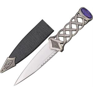 China Made 210964 Highlander Dirk Fixed Blade Knife