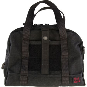 ESEE RANGEBAGB Range/Pistol Bag Black with Cordura Construction