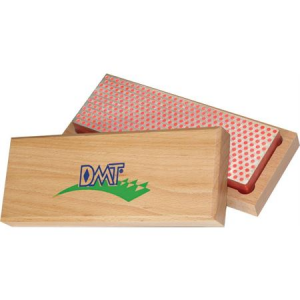DMT W6F 6 Inch x 2 Inch Fine Grit Diamond Whetstone Sharpener