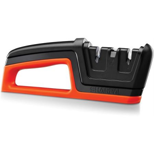 Sharpal 206N Knife & Scissors Sharpener with Orange and Black Fashion Version