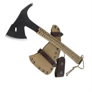 Condor 181036 Sentinel Axe Desert with Tan Cord Wrapped Handle