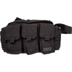 5.11 Tactical 56026 Black Bail Out Bag 1050D Nylon Construction