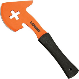 "Lansky 53 Firefighter""s Battle Axe with Non-Slip Handle"