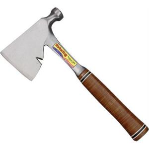 """Estwing E2H Carpenter""""s Hatchet with Steel Construction"""
