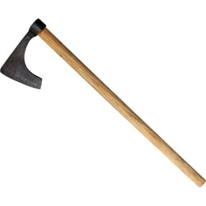Get Dressed For Battle 2076 Viking Bearded Axe with Hardwood Shaft