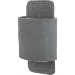 Maxpedition UPWGRY UPW Universal Pistol Wrap Gray with Ballistic Nylon Construction