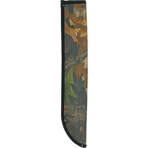 Sheath 285 18 Inch Blade Machete Belt Sheath with Camo Nylon Construction