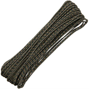 Parachute Cords 1155 100 Feet Tactical Paracord Woodland Cam