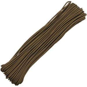 Parachute Cords 1154 100 Feet Tactical Paracord Coyote