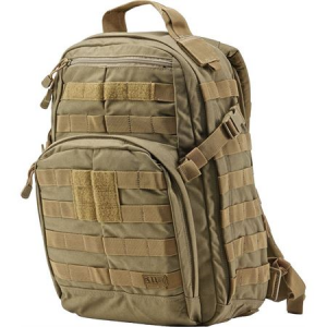 5.11 Tactical 56892328 Rush 12 Bag Sandstone with Grab Handle