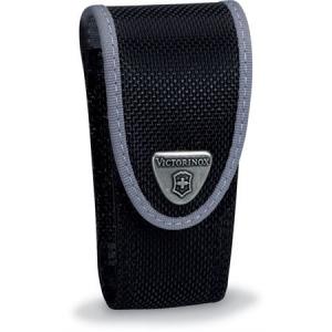 Swiss Army 405433X1 Medium Pocket Knife Belt Pouch with Black Nylon Construction