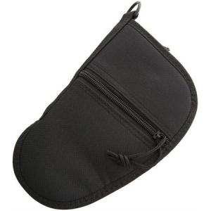 XYZ Brands 183 8 1/2 Inch Pistol Case Black with Condura Construction