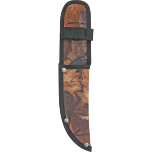 Sheath 261 5 Inch Straight Knife Sheath with Camo Nylon Construction