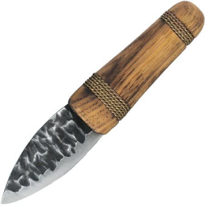 Condor 392222 Otzi Steel Blade Knife with American Hickory Handle