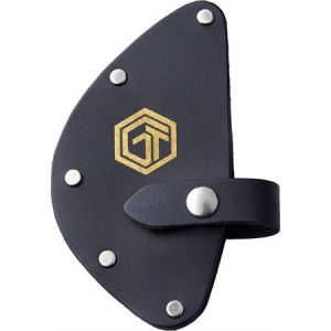 Off Grid Tools HSB Hammer Axe Sheath with Black Leather Construction