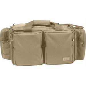 5.11 Tactical 59049328 Range Bag carrying Handles with Velcro Closure