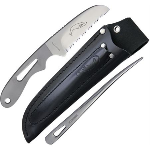 Myerchin 508 Safety Dive System Knife with Matte Finish Handle
