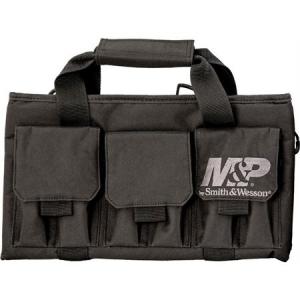 Smith & Wesson MP110028 Pro Tac Handgun Case Single Black