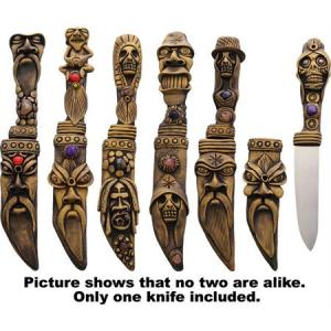 XYZ Brands 4394 Handmade Amazon Jungle Knife