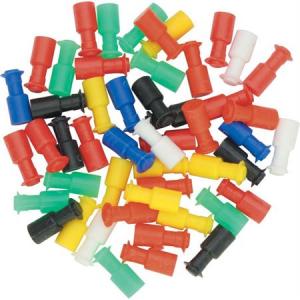 Predator Blowguns SD Blowgun Stun Darts Package of 50 Plastic Blunt Tip Darts