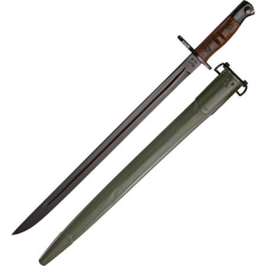 Assassins Creed 803131 Enfield M-1917 Bayonet Fixed Blade Knife